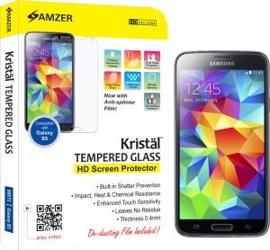 Amzer Screen Guard for Samsung Galaxy S5 SM-G900