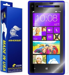 Armor Suit Screen Guard for Htc windows phone 8x