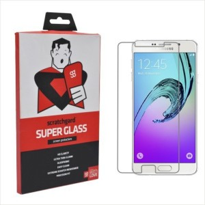 Scratchgard Screen Guard for Samsung Galaxy A7 (2016) SM-A710 (Front & Back)