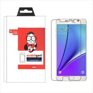 Scratchgard Tempered Glass Guard for Samsung Galaxy Note5/Duos/CDMA SM-N920