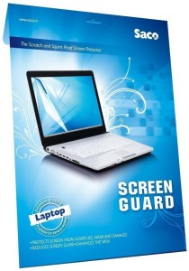 Saco Screen Guard for iBall CompBook Excelance 11.6 inch laptop Pack of 1