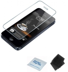 Smiledrive Mirror Screen Guard for iPhone 5, 5s, 5c
