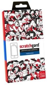 Scratchgard Screen Guard for Samsung N7100 Galaxy Note2