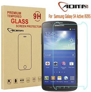 Aomax Screen Guard for Samsung galaxy s4 active