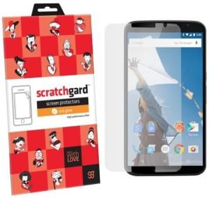Scratchgard Screen Guard for Motorola Nexus 6