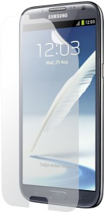 Chevron Screen Guard for Samsung Galaxy Note II