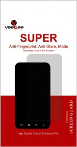 VeeGee Screen Guard for Sony Xperia J st26i