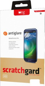 Scratchgard Screen Guard for Samsung Galaxy S5 SM-G900I