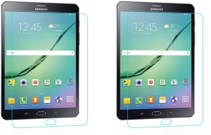 ACM Tempered Glass Guard for Samsung Galaxy Tab S2 8.0 T715, (Pack of 2)