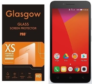 Glasgow Tempered Glass Guard For Lenovo A6600 Plus
