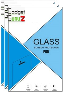 GadgetGuruz Tempered Glass Guard for LYF Water 7