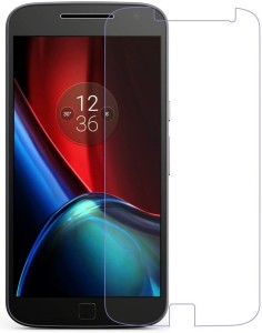 BigChoice Tempered Glass Guard for Motorola Moto G4 Plus, Moto G Plus (4th Gen.)