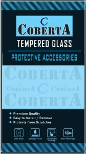 Coberta Tempered Glass Guard for Reliance Jio Lyf Water 7
