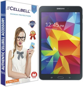 CellBell Tempered Glass Guard for Samsung Galaxy Tab 4 (8.0
