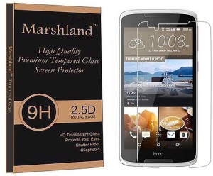 Marshland Tempered Glass Guard for HTC Desire360