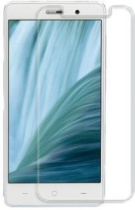 Vibhar Tempered Glass Guard for Reliance Lyf Water 4