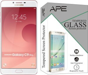 Ape Tempered Glass Guard for Samsung Galaxy C9 Pro