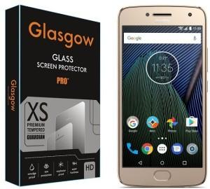 Glasgow Tempered Glass Guard for Motorola Moto G5 Plus
