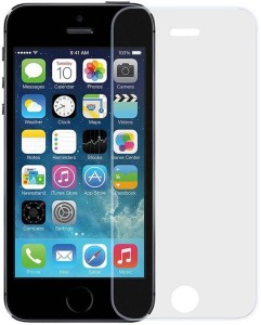 Shield Plus Tempered Glass Guard for Apple Iphone 5S