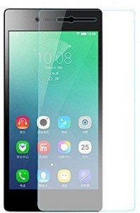 Craftech Tempered Glass Guard for Lenovo Vibe Shot