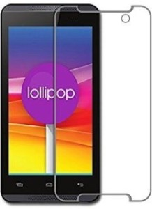 MOBIVIILE Tempered Glass Guard for Micromax Canvas Fire 4 A107