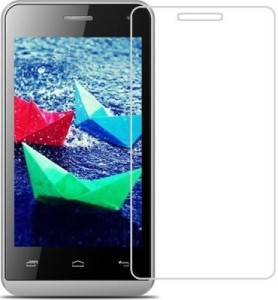 MOBIVIILE Tempered Glass Guard for Micromax Bolt Q324