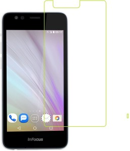 Newlike Tempered Glass Guard for Infocus Bingo 21 M430