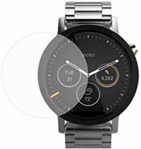 iZAP Tempered Glass Guard for Moto 360 (2nd Gen) Smartwatch (46mm)
