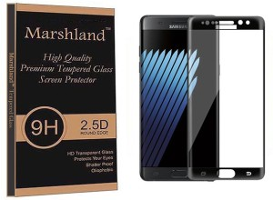 Marshland Tempered Glass Guard for Samsung Galaxy Note 7