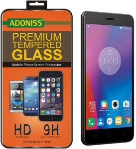 Adoniss Tempered Glass Guard for Lenovo K6 Power