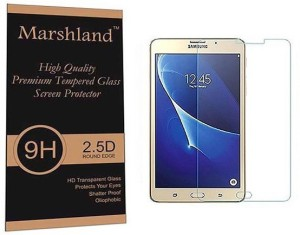 Marshland Tempered Glass Guard for Samsung Galaxy J Max