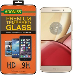 Adoniss Tempered Glass Guard for Motorola Moto M