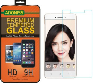 Adoniss Tempered Glass Guard for Oppo F1