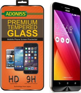 Adoniss Tempered Glass Guard for Asus Zenfone Max ZC550KL 2016