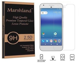 Marshland Tempered Glass Guard for Google Pixel XL