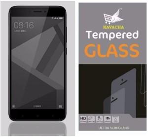 Kavacha Tempered Glass Guard for Xiaomi Redmi 4X