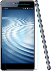 Vibhar Tempered Glass Guard for Lyf Water 8