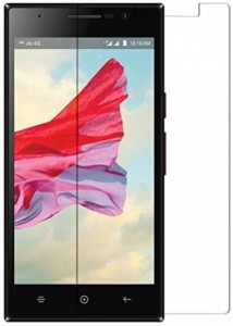 Frizztronix Tempered Glass Guard for LYF WIND 2 LS-6001