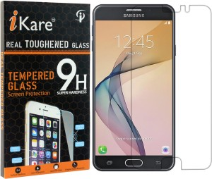 iKare Tempered Glass Guard for SAMSUNG Galaxy On8