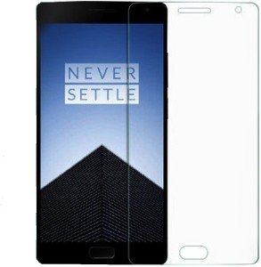 MOBIVIILE Tempered Glass Guard for One Plus Two