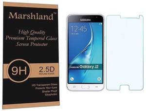 Marshland Tempered Glass Guard for Samsung Galaxy J2 2016
