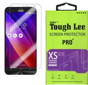Tough Lee Tempered Glass Guard for Asus Zenfone 3 Max (5.2 inch)