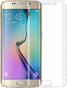 Icod9 Tempered Glass Guard for Samsung Galaxy S6 Edge (Transparent)