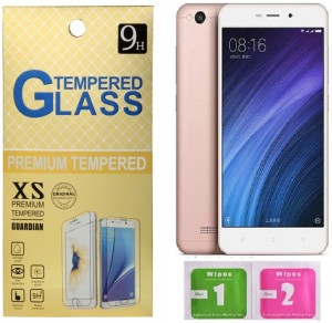 Nutricase Tempered Glass Guard for Redmi 4A