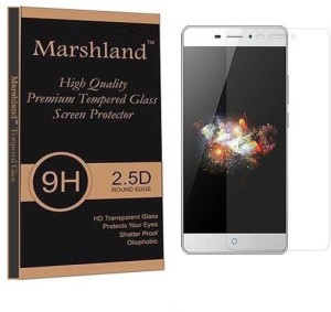 Marshland Tempered Glass Guard for Gionee P7Max