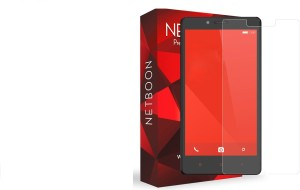 Netboon Tempered Glass Guard for Mi Redmi Note 4
