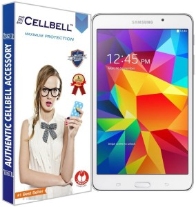 CELLBELL Tempered Glass Guard for Samsung Galaxy Tab 4 (7.0