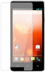S-Model Tempered Glass Guard for Lava A67