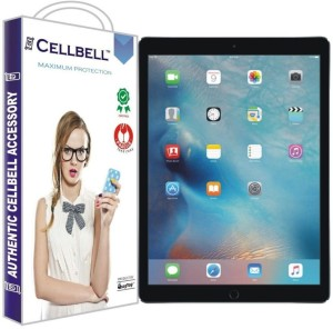 CELLBELL Tempered Glass Guard for Apple ipad 2-3-4