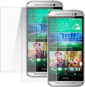 AV Styles Tempered Glass Guard for HTC one M8